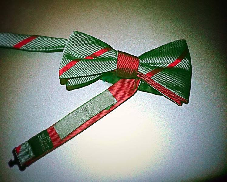 bollinger bow tie